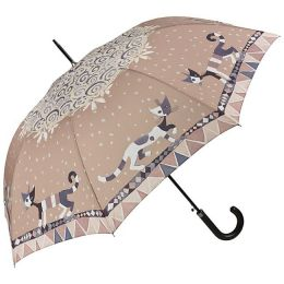 Stockschirm Regenschirm Rosina Wachtmeister Brunello