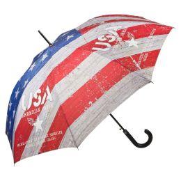 Von Lilienfeld Stockschirm Regenschirm Flagge USA