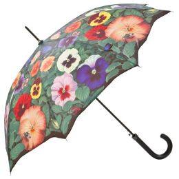 Von Lilienfeld Stockschirm Regenschirm Stiefmütterchen