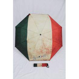Ynot? Regenschirm Mini Flagge Italien Taschenschirm