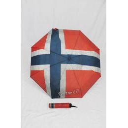 Ynot? Regenschirm Mini Flagge Norwegen Taschenschirm