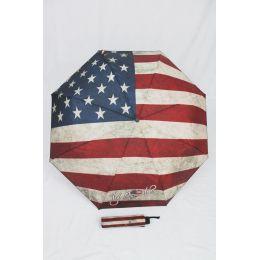 Ynot? Regenschirm Mini Flagge USA Taschenschirm
