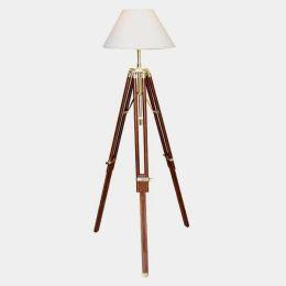 **Exclusive- Maritime Stehlampe mit Stativfuß- Höhe 146 cm