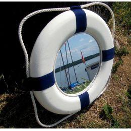 **GROSSER Rettungsring mit Spiegel 50 cm