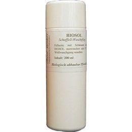 Biosol Waschmittel für Lammfell