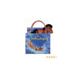 Das Weihnachtspony Geschenkset Buch und Plüschpony