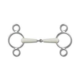 Dreifach-Ringtrense, 14,5 cm