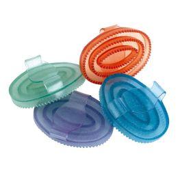 Kinder-Gummistriegel mit Glitzer