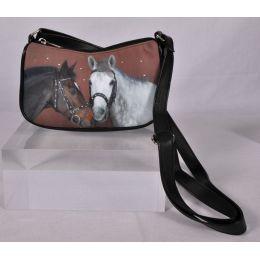 Minihandtasche Pferde Loving Horses Colorline