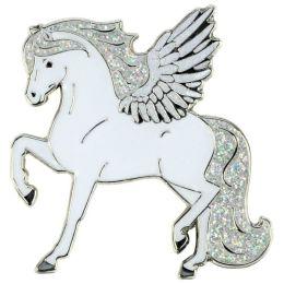 """Pin """"Schutzengel"""" auf Karte (Pegasus)"""