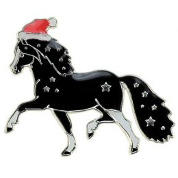 """Pin """"Weihnachtspferd"""" auf Karte"""