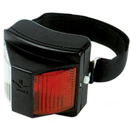 "Reflektorlampe / Stiefellampe ""Safety"""