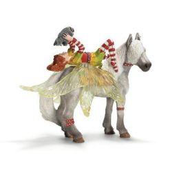 Schleich Bayala Elfe Marween auf Pferd