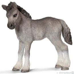Schleich Fell Pony Fohlen