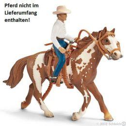 Schleich Reitset Westernreitset (OHNE PFERD)