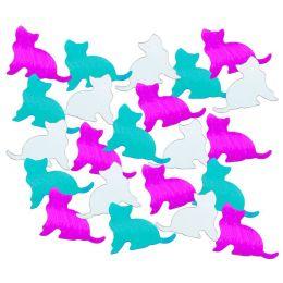 Streudeko Tischkonfetti Katzen