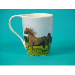 Tasse groß Henkelbecher Pferd Thunderbolt