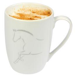 Tasse Kaffeebecher Galopp, 2er-Set