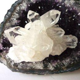 Bergkristall-Stufe Brasilien EXTRA