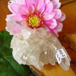 Bergkristall-Stufe, Arkansas, 1A-Qualität