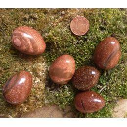 Stein-Ei Goldfluss, klein