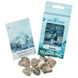 Wassersteine Rhodonit - Verzeihen
