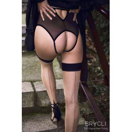 Bracli KYOTO Panty / High Waist Brief / Perlenstring