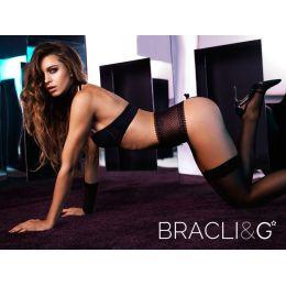 Bracli® Perlen BH G-Desire mit gepunkteter Spitze