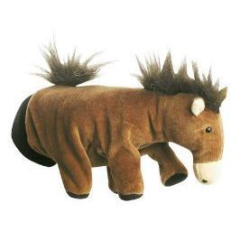 Handpuppe Pferd Funny Friends - kreatives Spielzeug