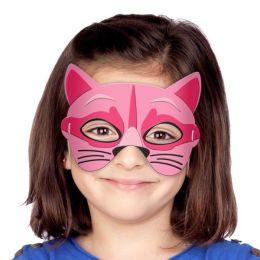 Kindermaske aus Moosgummi - Teufel - Katze