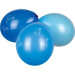 Luftballons - Mädchen - Junge - 6 Stück - Durchmesser ca. 25 cm