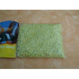 500 Gramm Dekogranulat-fein-gelb