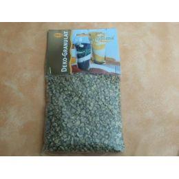 500 Gramm Dekogranulat-fein-gold