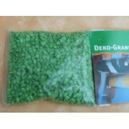 500 Gramm Dekogranulat grob Grün