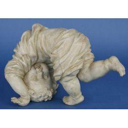 Deko-Figur Purzelbaum Kind