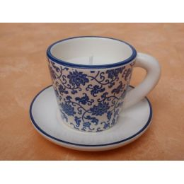 Duftkerze in der Tasse, Chinese-Tea