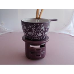 Fondue-Set-Ornamente I