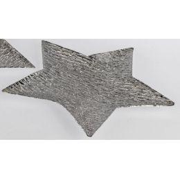 formano Deko-Schale Alu organic Stern, 34 cm