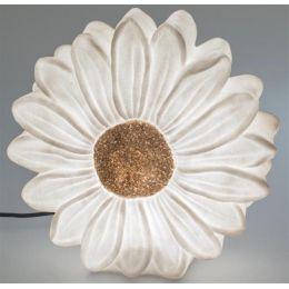 formano Gartenlampe Blume, wetterfest, 39 cm