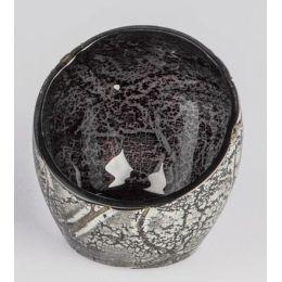 formano Teelichthalter aus Glas Back Forest, 13 cm