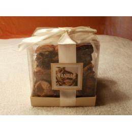 Potpourri Vanille in Geschenkbox
