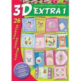 3D Extra 1 Blumen