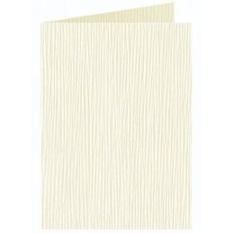 Artoline Karten B6 ivory