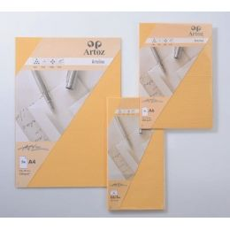 Artoline Karten C6 sandgold