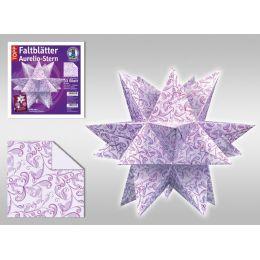 Aurelio Stern Violetta 110g/m²  15 x 15 cm