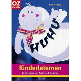 Bastelbuch Kinderlaternen A5