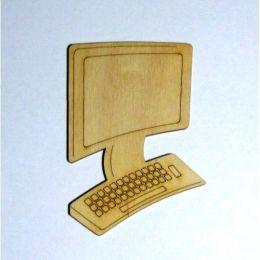 Computer Kleinteil aus Holz