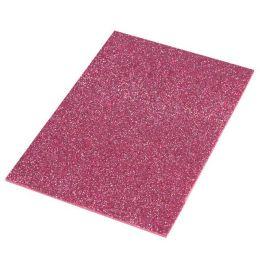 Crea-Soft (Moosgummi), 30 x 45 cm - 2 mm  Glitter