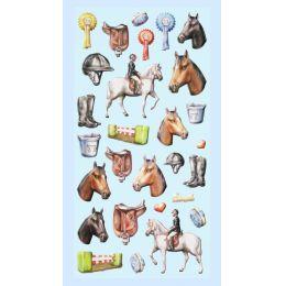 CREApop® Softy-Sticker Reiten