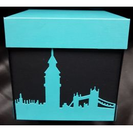 "Explosionsbox ""London"""
